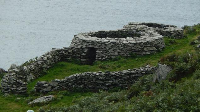 Beehive Stone Hut